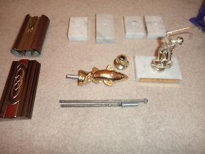 this is a mixed bag of items.. fine marble pieces from