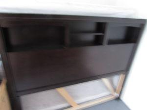 1 Queen bed frame and box spring
