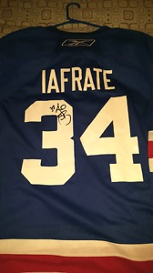 Autographed Al Iafrate jersey (open to reasonable offers)