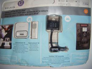 Belkin Ipod Home and Car Kit for sale
