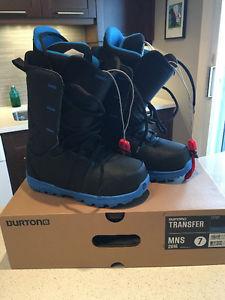 Burton Mens Size 7 Snowboard Boots