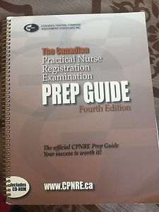 CPNRE Prep Guide 4th Edition /LPN PREP GUIDE