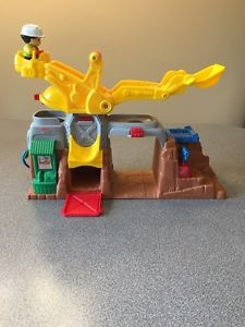 Fisher Price Little People Construction Set