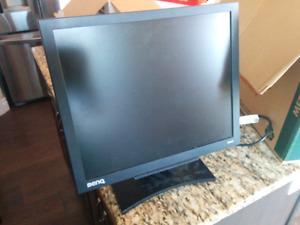Free flat screen monitor