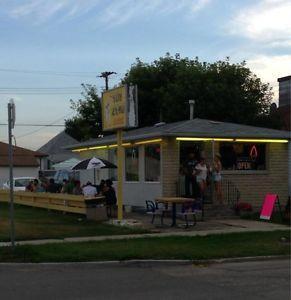 Iconic Winnipeg Ice Cream Shop For Sale