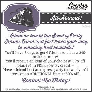 Looking For Individuals To Have A Scentsy Express Party!