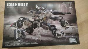 Mega Bloks COD Atlas Mobile Turret Building Set (BRAND NEW)