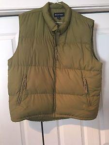 Men's down filled vest & jacket