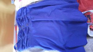 Pretty blue dress size small