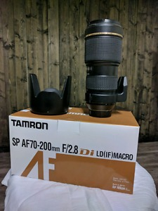 Tamron mm f/2.8 Lens for Nikon (Excellent Condition)