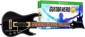 Xbox one guitar hero Live never opened