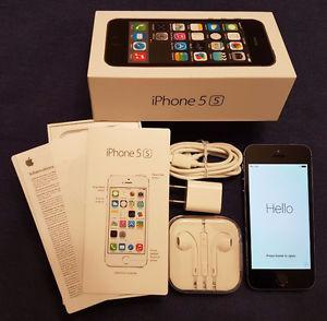 iPhone 5s - 64GB - used 6 months