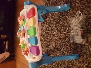 price reduced!!!Fisher price piano