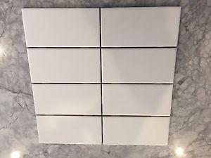 3x6 White Subway tile for sell