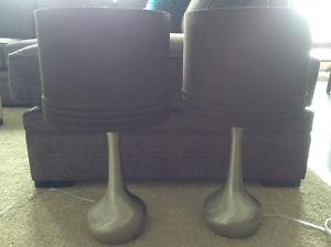 Beautiful Pair of Pier One Lamps