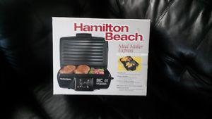 Brand New Hamilton Beach Meal Maker Express