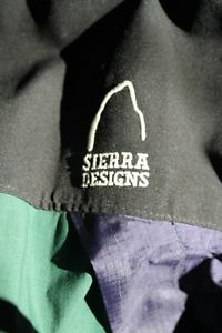 SIERRA DESIGNS High Quality Jacket (Gore Tex)