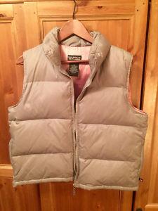 Women's Large Ralph Lauren Down Filled Vest