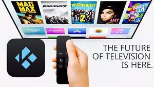 Apple TV 4th Gen 32GB With Kodi Free TV SHOWS MOVIES