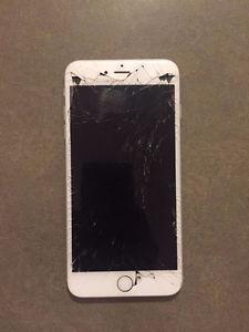 Apple iPhone 6 Plus Silver 16GB (Eastlink Canada) - BAD IMEI