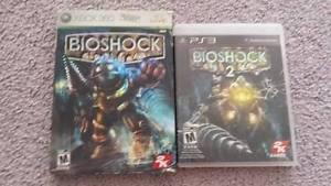 Bioshock 1&2