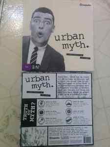Complete Vintage  Imagination Urban Myth Board Game