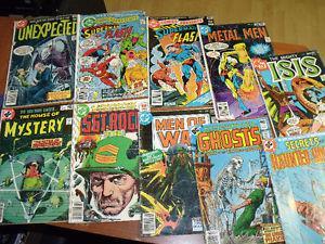 DC comics various Superman and Flash #1