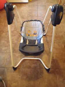 Graco 2 Speed Swing