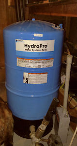 Hydro pro water pressure tank