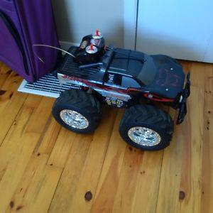 Larger RC truck