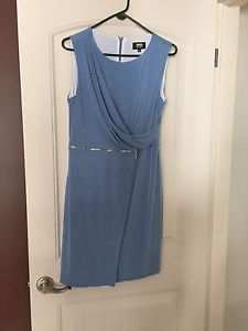 Light blue dress size m