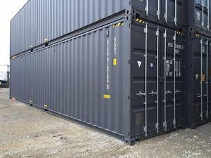 ONE-TIME USE 40' SEA CAN CONTAINERS | ADM STORAGE