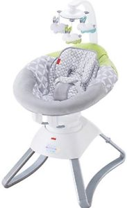 Soothing motions seat by fisher-price
