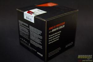 AMD FX-/with Wraith Cooler New in Box (sealed)