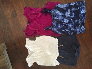 Adorable shirts and pair shorts
