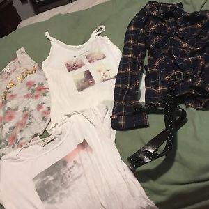 Bag of women's small medium clothing