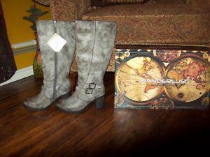 Boots - wide width