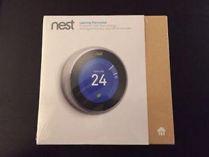 Brand new NEST thermostat 3rd gen