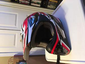 CKX Helmet and Thor Goggles