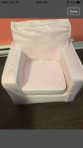 Children's Club Chair with removable/washable cover