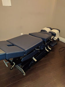 Chiropractic table for sale