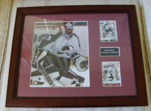 Colorado Avalanche - Patrick Roy - NHL Framed Picture with