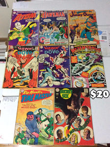 Comic Books for sale. can work out deals on multiple Comics