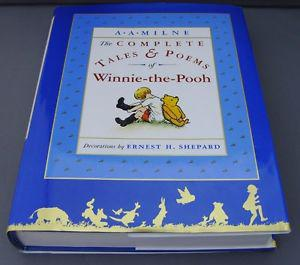 Complete Tales of Winnie-the-Pooh - A A Milne - Hardcover