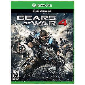 Gears of War 4 - like new