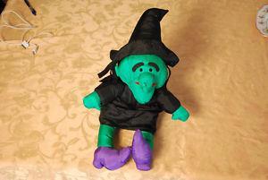 Halloween Witch Large Plush
