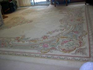 Indian Hand woven Rug