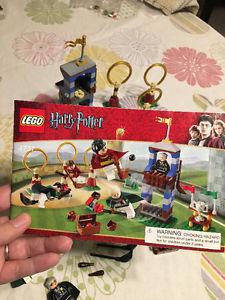 LEGO - Harry Potter Quidditch Match set