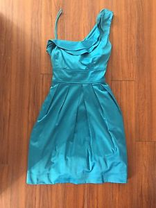 Ladies blue dress size 14