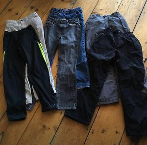 Large lot boys size 12 lots of Brand Names